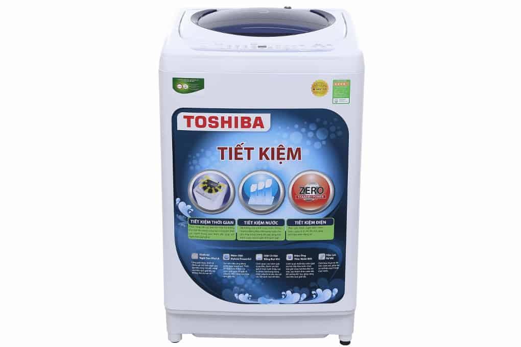 Cách sửa lỗi đếm từ máy giặt Toshiba nhanh chóng