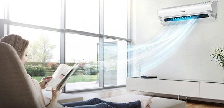 Lựa chọn vị trí lắp đặt máy lạnh hợp lý