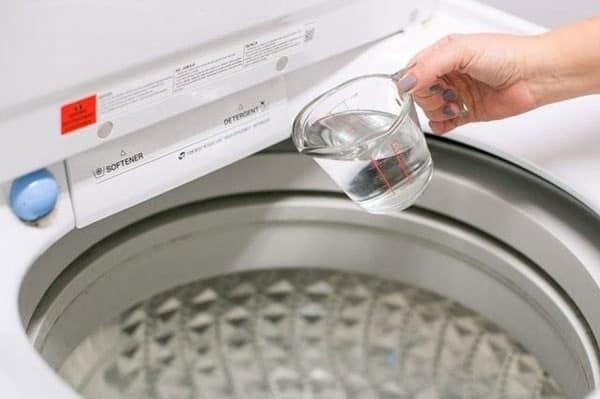 Cách Vệ Sinh Máy Giặt Sanyo