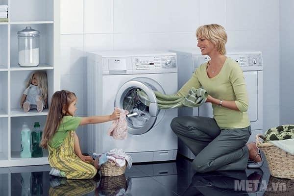Tần suất vệ sinh máy giặt
