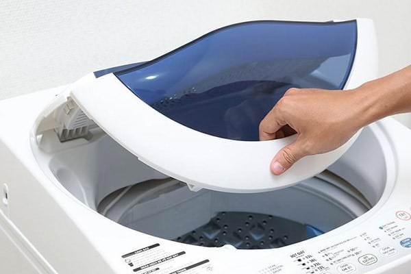 Cách xả hết nước trong máy giặt