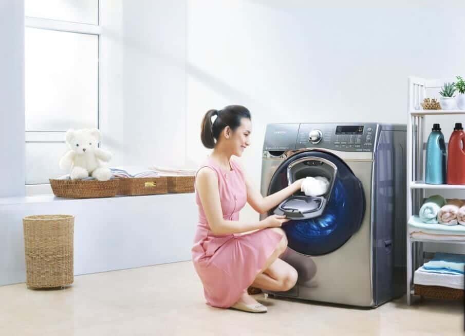 Cách xác định kích thước máy giặt tốt