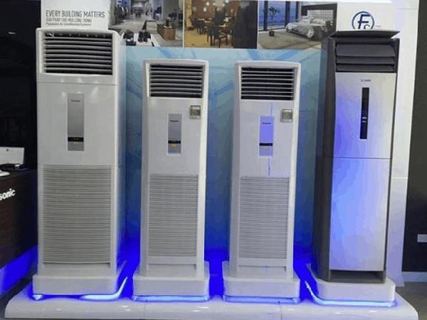 Lắp đặt máy lạnh tủ đứng