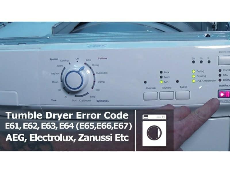Cách sửa lỗi máy giặt Electrolux hiệu quả