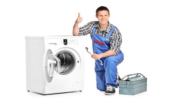 Cách khắc phục máy giặt không vào điện