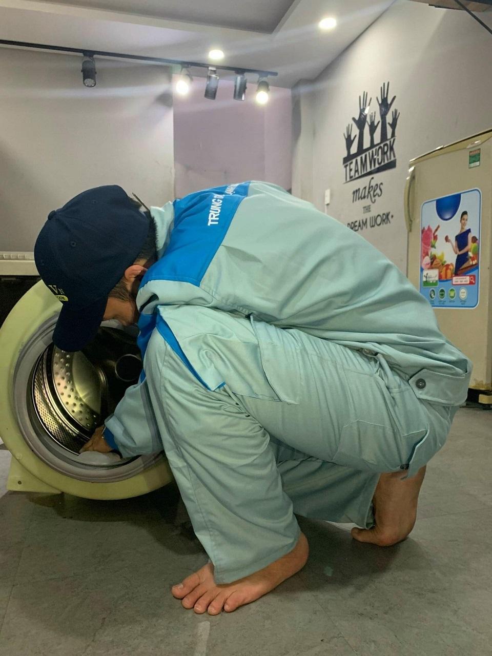 nơi sửa máy giặt