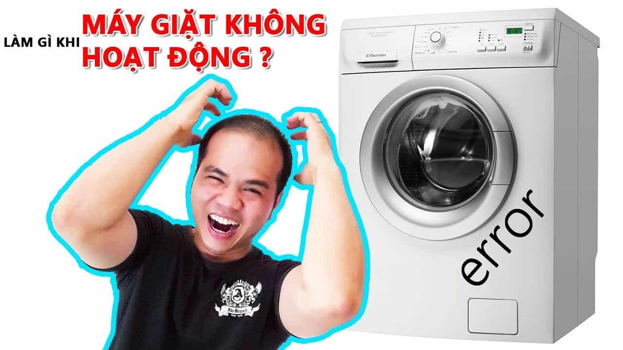 Lỗi thường gặp của máy giặt Toshiba và Samsung