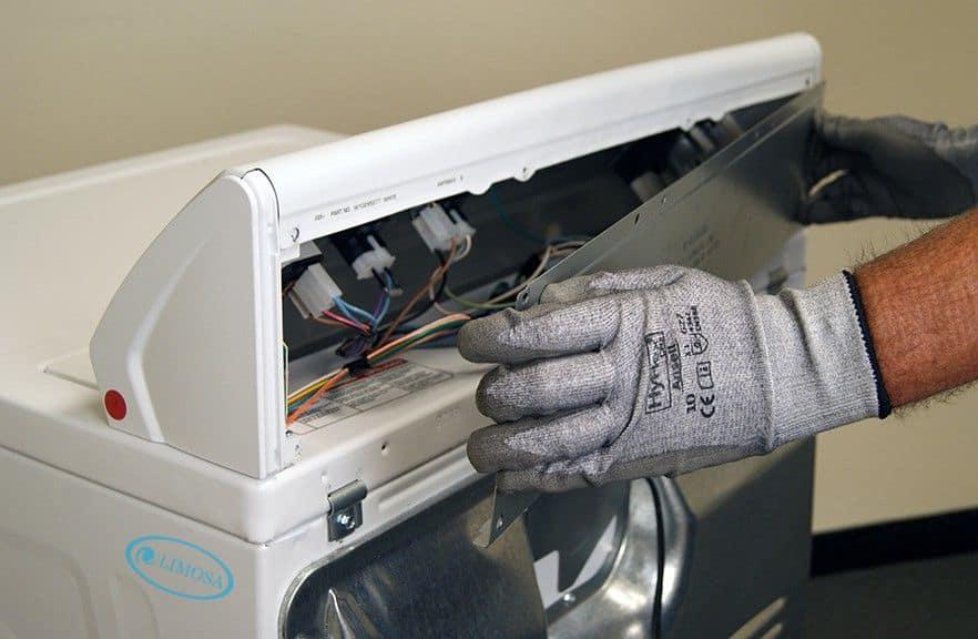 Quy trình sửa máy giặt quận 7 tại Limosa