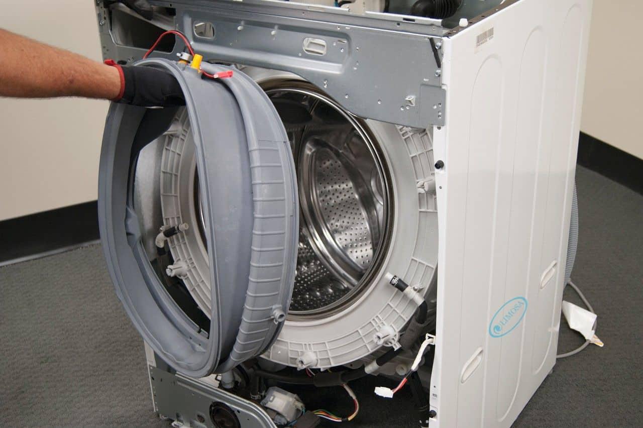 Các công đoạn sửa máy giặt quận 4 của Limosa