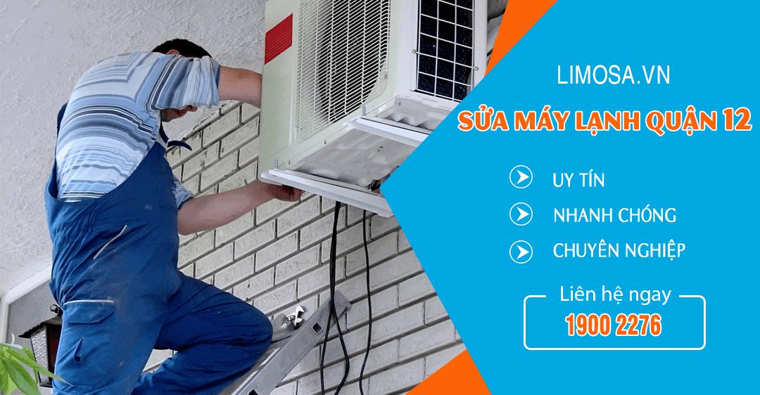 Dịch vụ sửa máy lạnh quận 12 Limosa