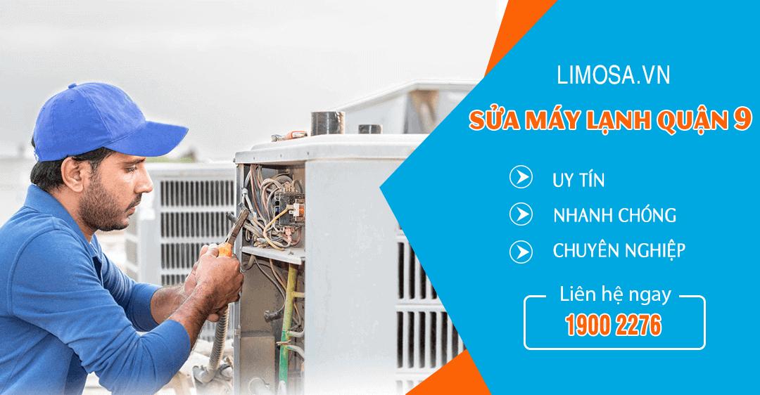 Dịch vụ sửa máy lạnh quận 9 Limosa