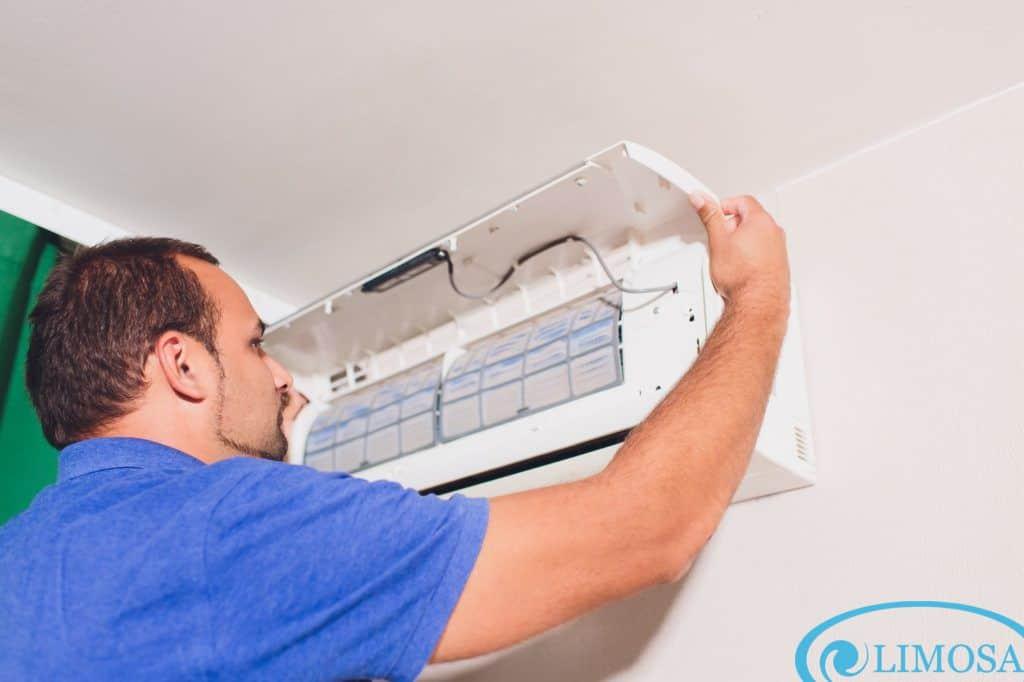 Sửa máy lạnh Daikin Limosa