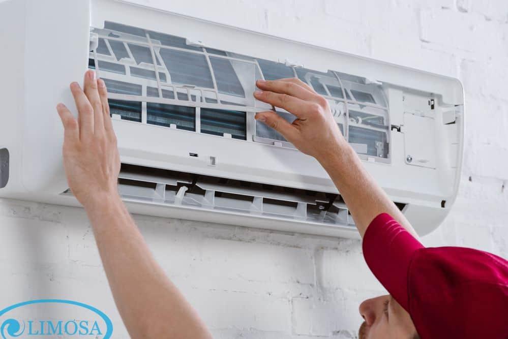 Quy trình sửa máy lạnh quận 10 của Limosa chuyên nghiệp như thế nào?