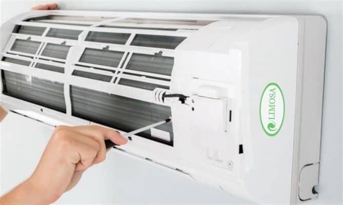 Sửa máy lạnh quận 10 Limosa