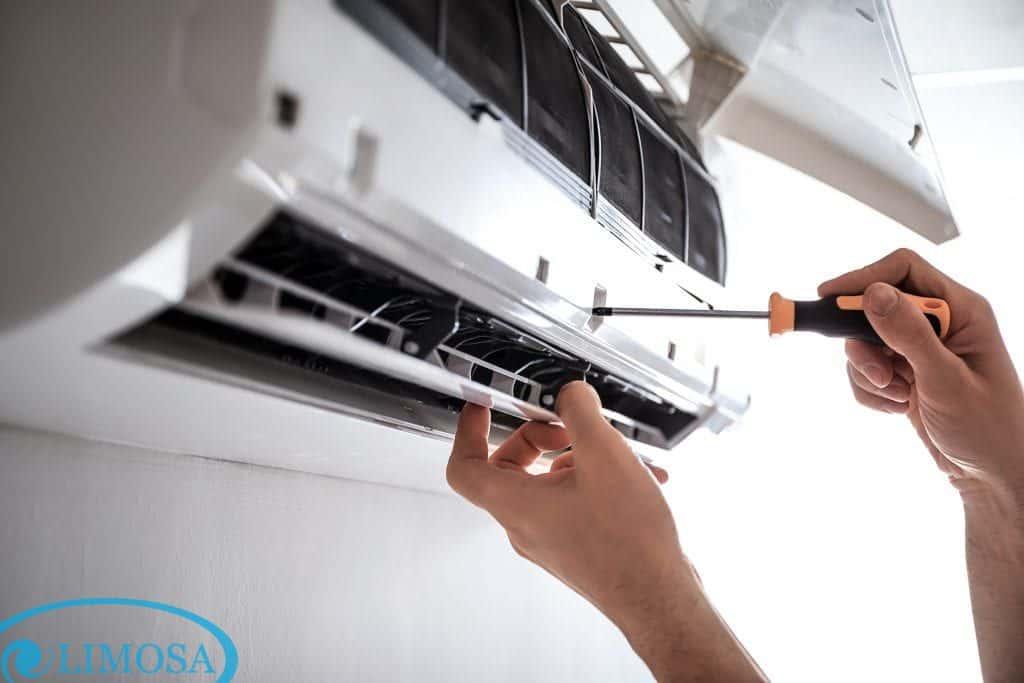 Quy trình sửa máy lạnh quận 2 tại Limosa