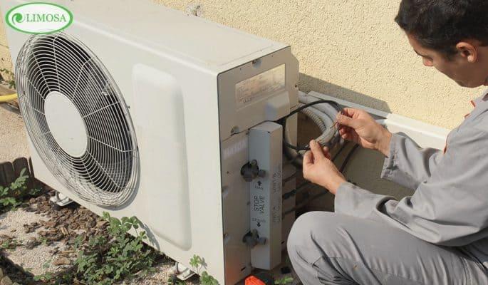 Máy lạnh quá lạnh - Nên sửa máy lạnh quận 6 ở đâu?