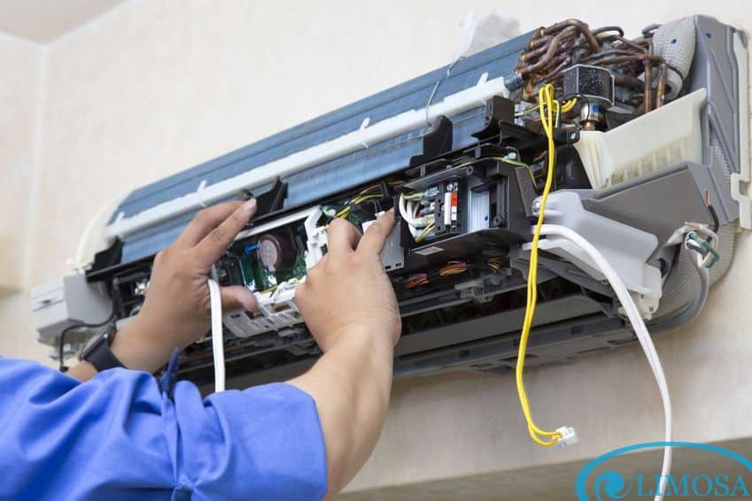 Sửa máy lạnh quận 6 Limosa