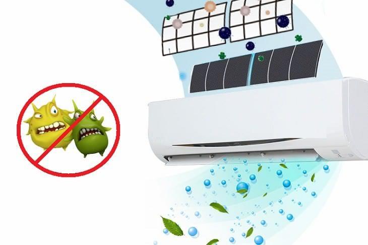 Mua túi hứng nước rửa máy lạnh
