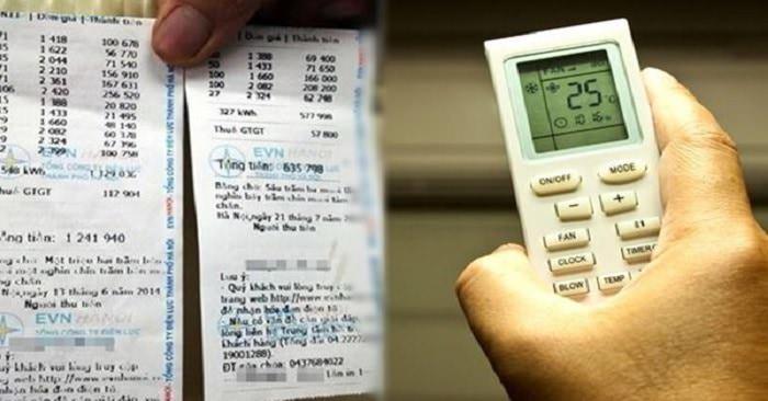 Không vệ sinh máy lạnh - Tốn tiền điện hàng tháng