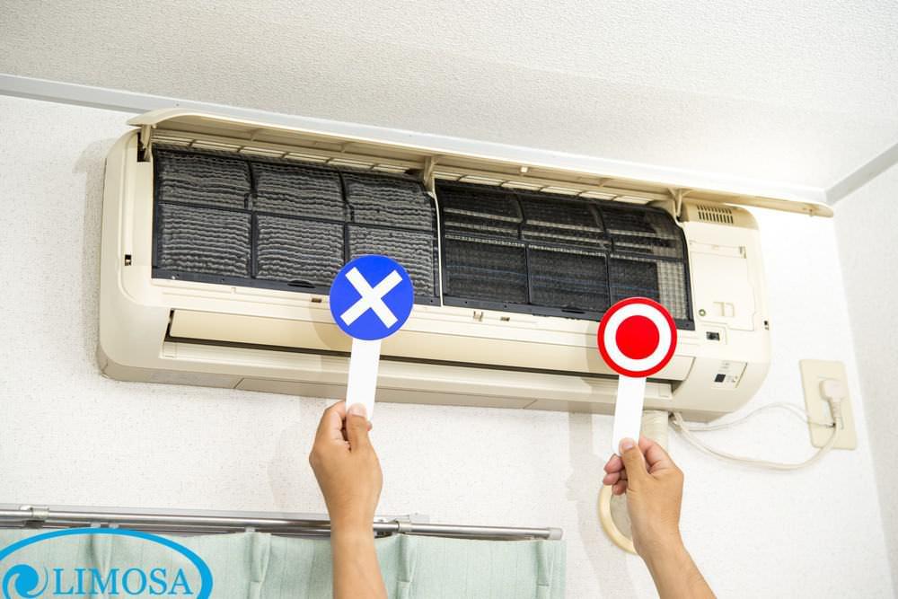 Dấu hiệu cho thấy bạn nên vệ sinh máy lạnh ngay