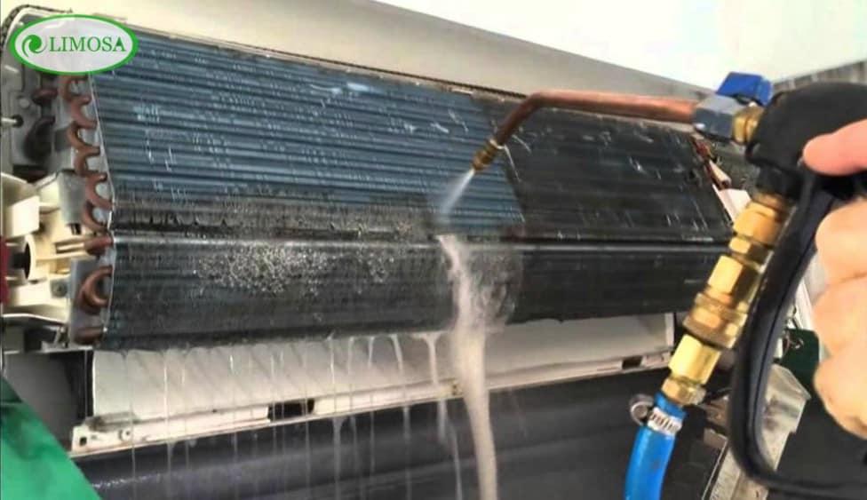 Bảng báo giá dịch vụ vệ sinh máy lạnh quận 11 tại Limosa
