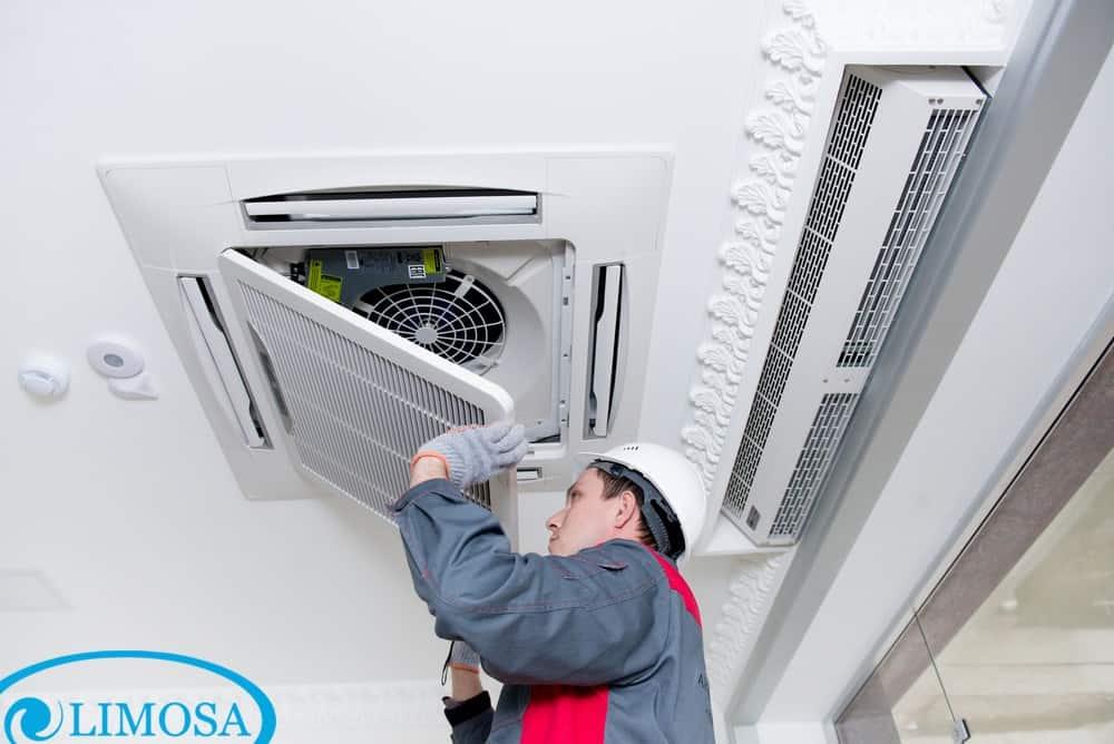 Limosa - Trung tâm điện lạnh cung cấp dịch vụ vệ sinh máy lạnh quận 5 chuyên nghiệp tại TP.HCM