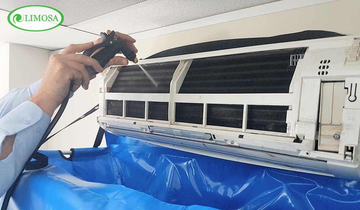 Thời điểm thích hợp để vệ sinh máy lạnh quận 6