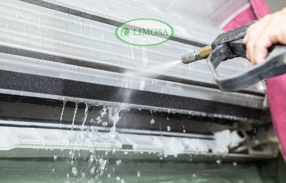 Những lợi ích nếu sử dụng dịch vụ vệ sinh điều hòa ở quận Gò Vấp tại Limosa