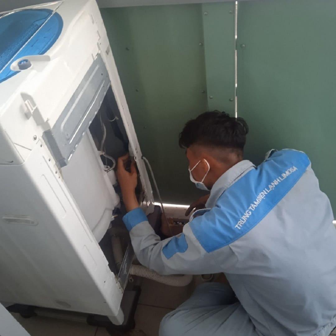 dịch vụ sửa máy giặt toshiba
