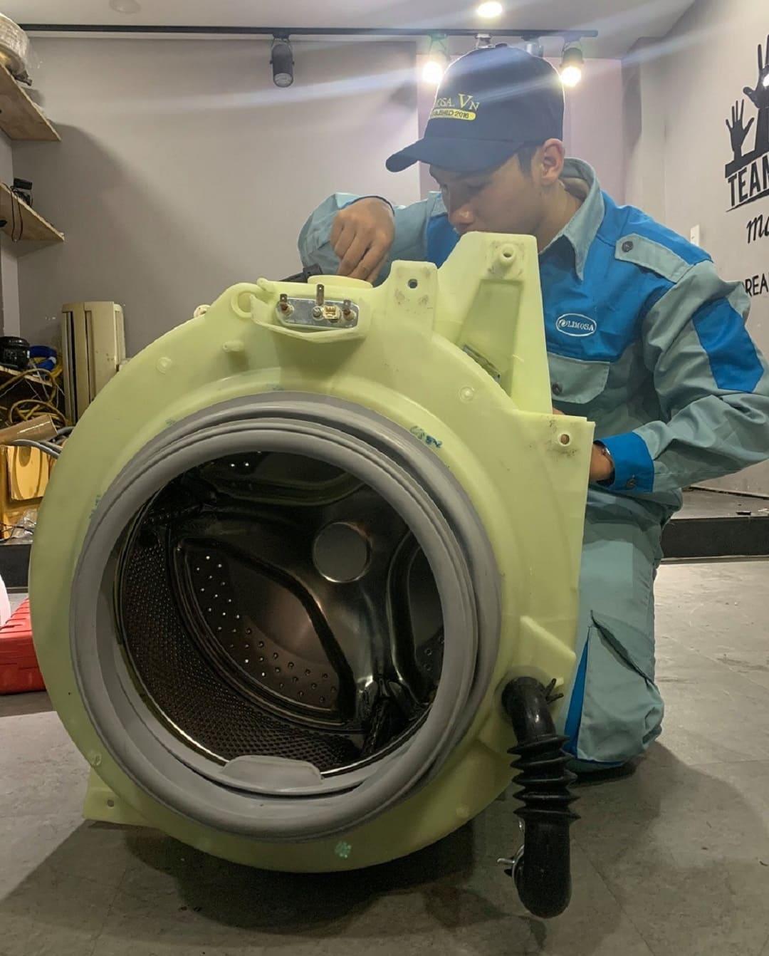sửa máy giặt quận tân phú