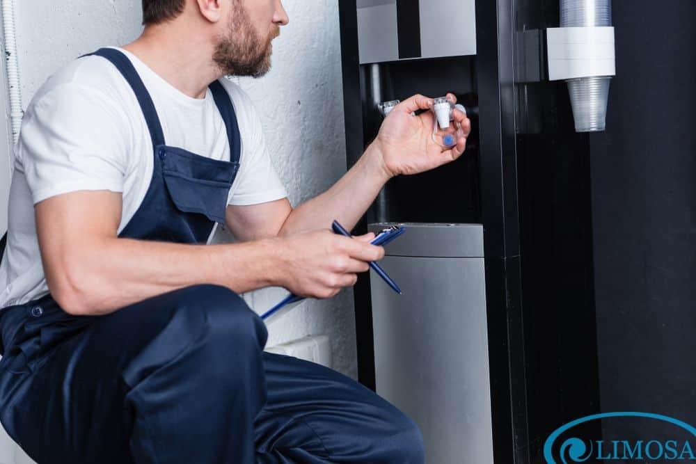 Cách sử dụng máy nước nóng khi nhà có nguồn nước yếu