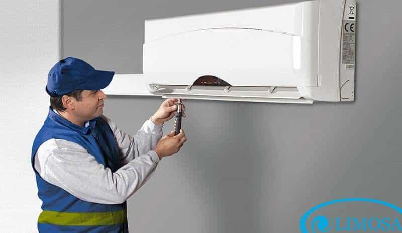 Tháo lắp máy lạnh quận Bình Chánh Limosa