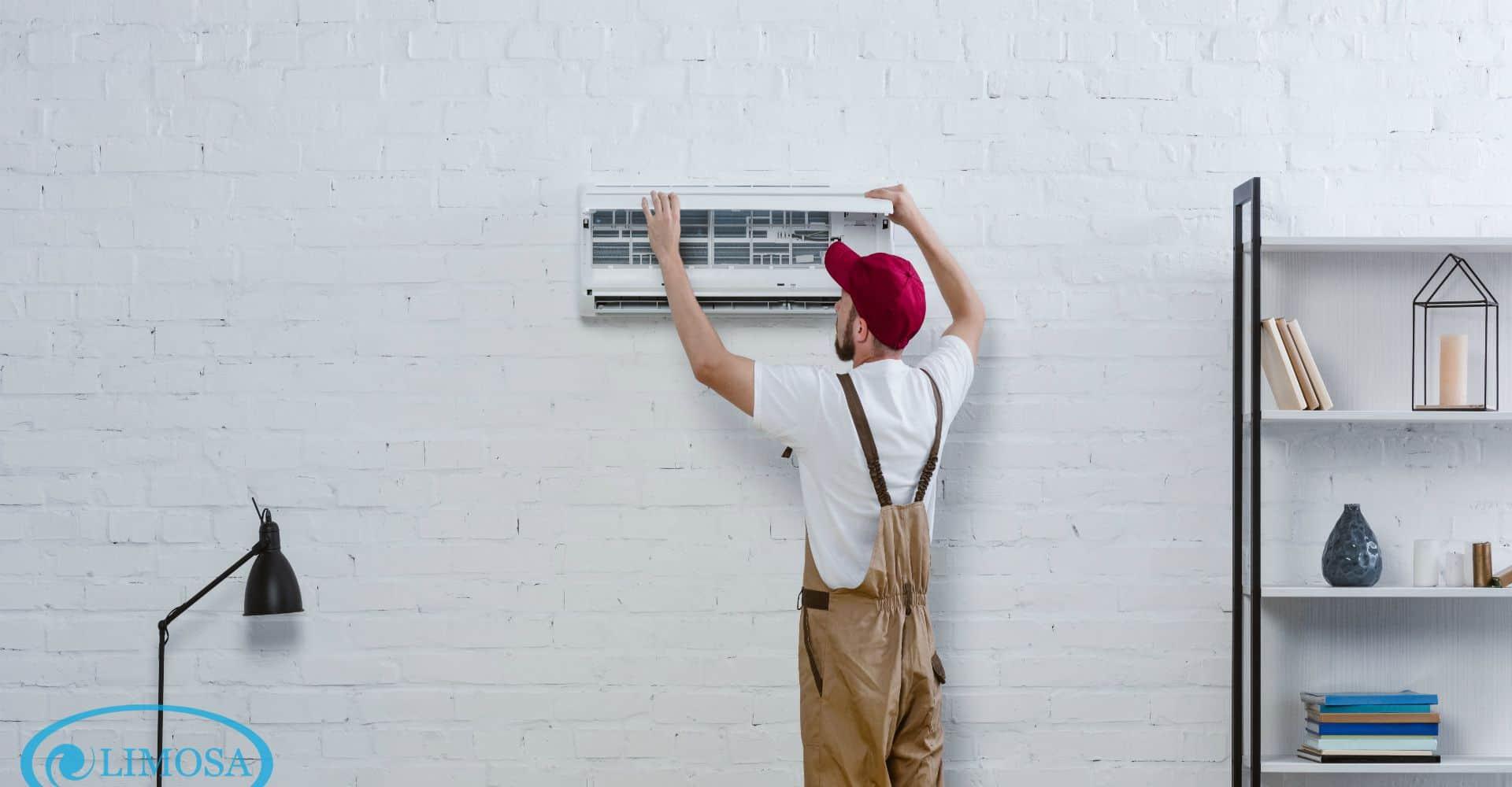 Tại sao lại là tháo lắp máy lạnh quận Bình Tân Limosa mà không phải đơn vị khác?