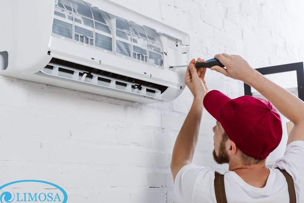 Các bước thao tác của tháo lắp máy lạnh quận Bình Tân