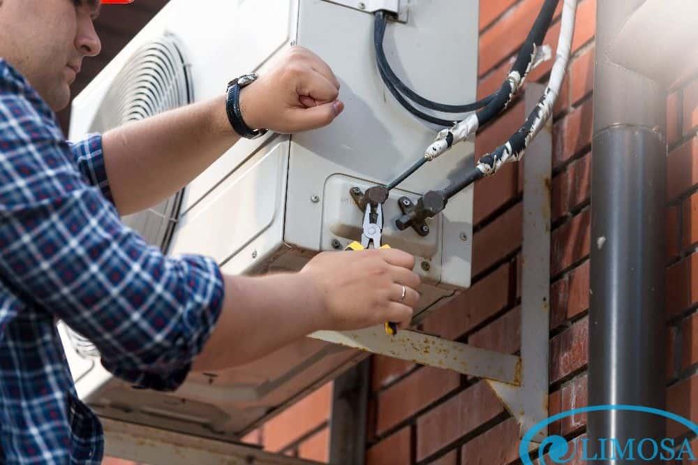 Vị trí lắp đặt máy lạnh - Nên tháo lắp máy lạnh quận Bình Tân ở đâu?