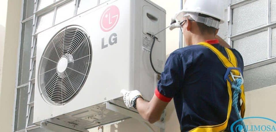 Đơn vị tháo lắp máy lạnh quận Bình Thạnh uy tín tại Tp. Hồ Chí Minh Limosa
