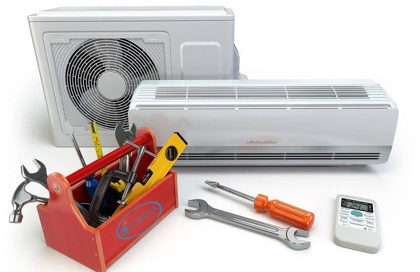 Nhu cầu tháo lắp máy lạnh quận Gò Vấp gia tăng