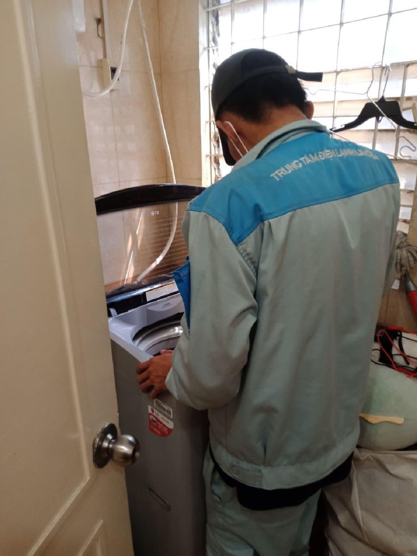 thợ sửa máy giặt quận tân bình