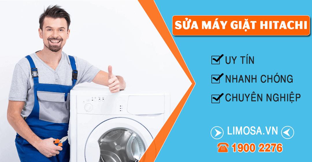 Dịch vụ sửa máy giặt Hitachi Limosa