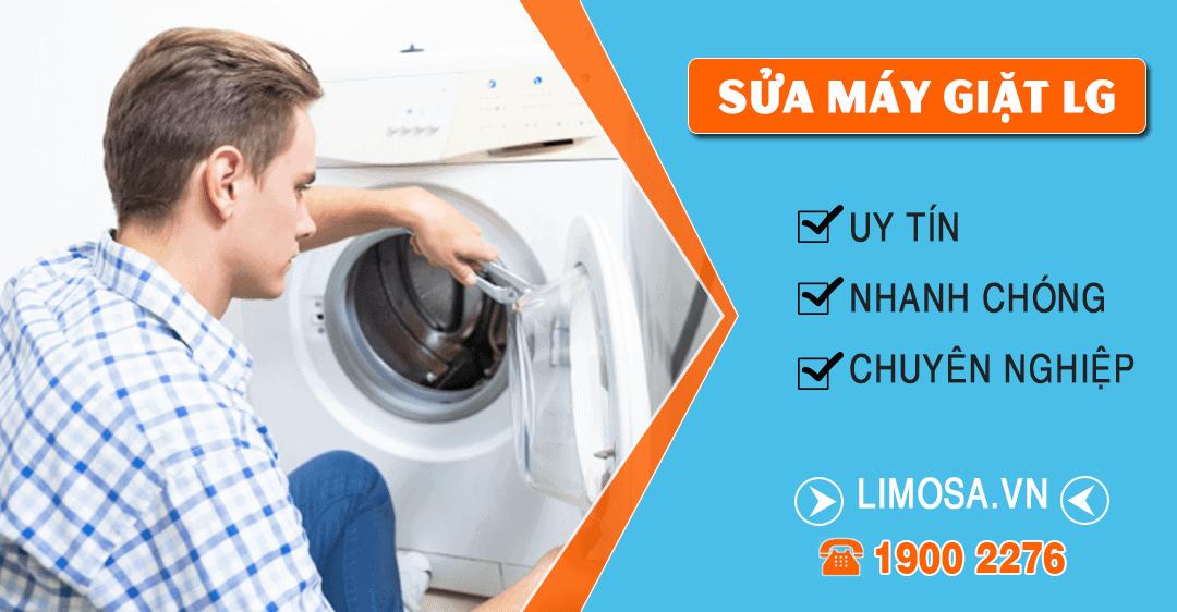 Dịch vụ sửa máy giặt LG Limosa