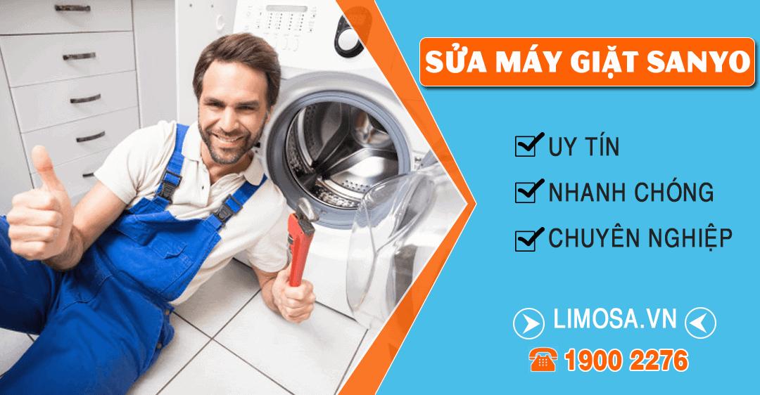 Dịch vụ sửa máy giặt Sanyo Limosa