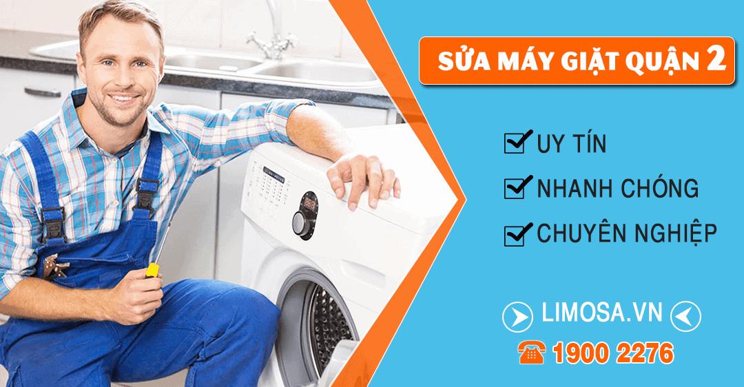 Dịch vụ sửa máy giặt quận 2 Limosa