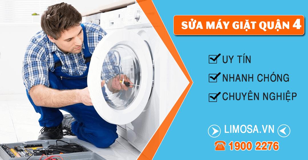 Dịch vụ sửa máy giặt quận 4 Limosa