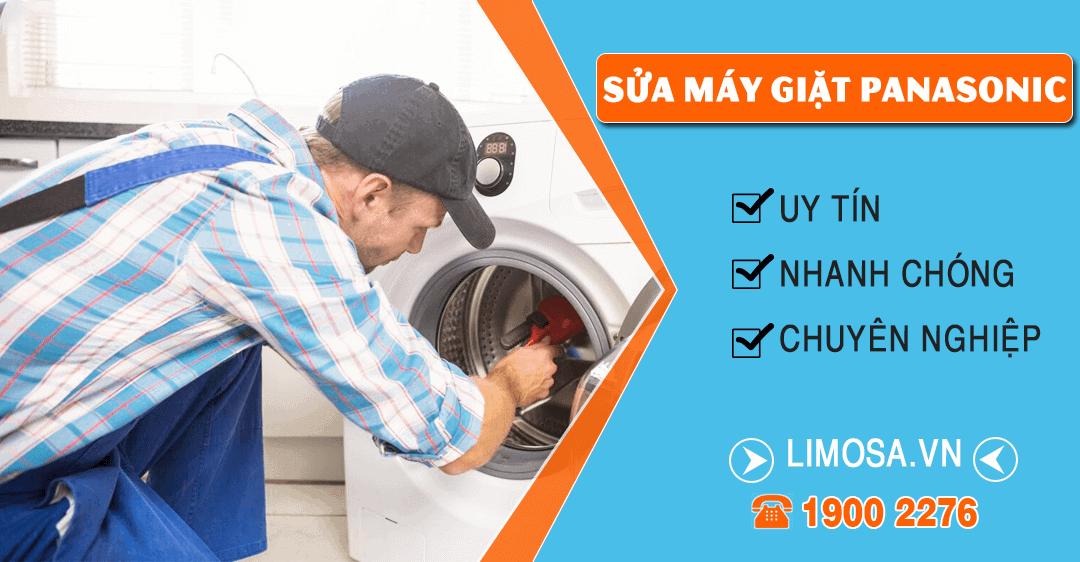 Dịch vụ sửa máy giặt Panasonic Limosa