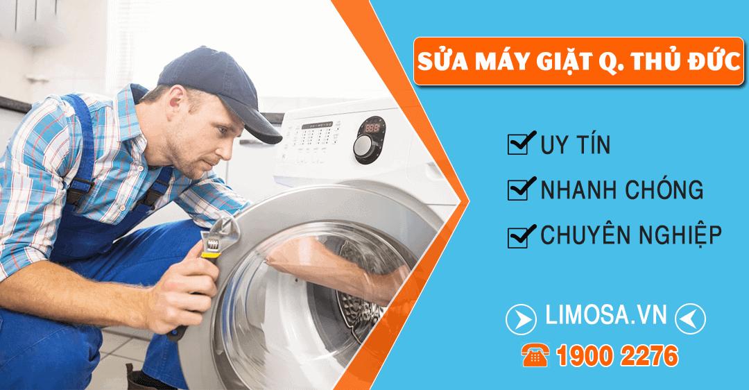Dịch vụ sửa máy giặt quận Thủ Đức Limosa