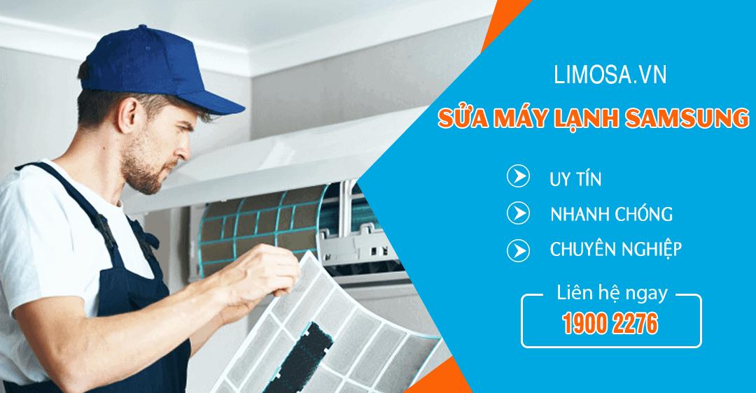 Dịch vụ sửa máy lạnh Samsung Limosa