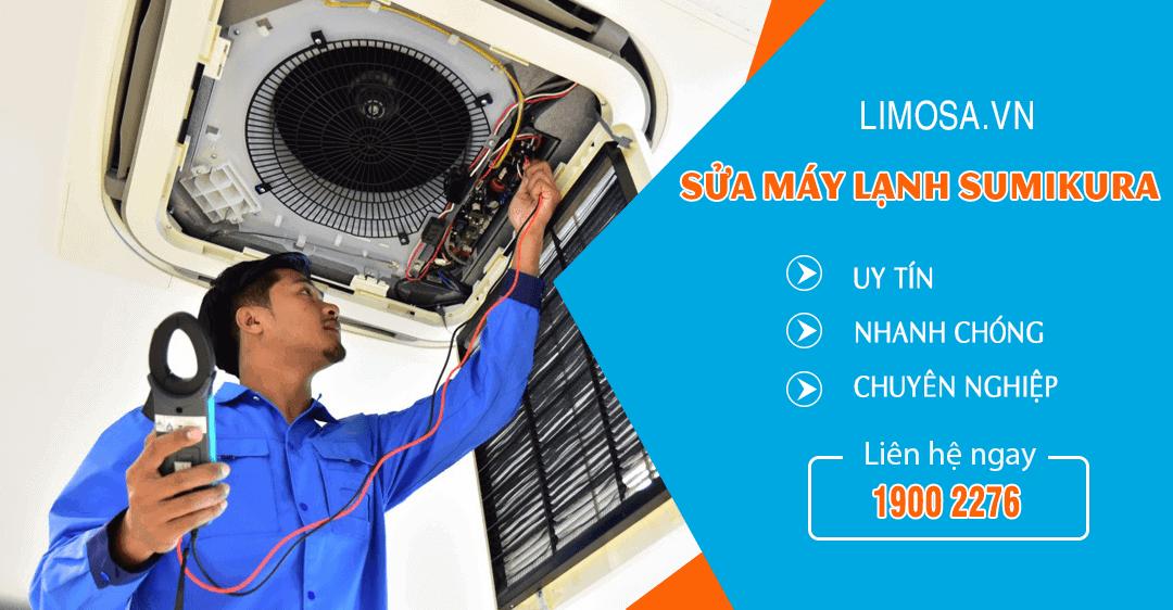 Dịch vụ sửa máy lạnh Sumikura Limosa