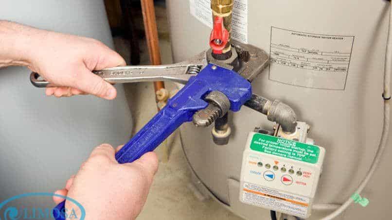 Lắp đặt lại nguyên trạng ban đầu của máy nước nóng