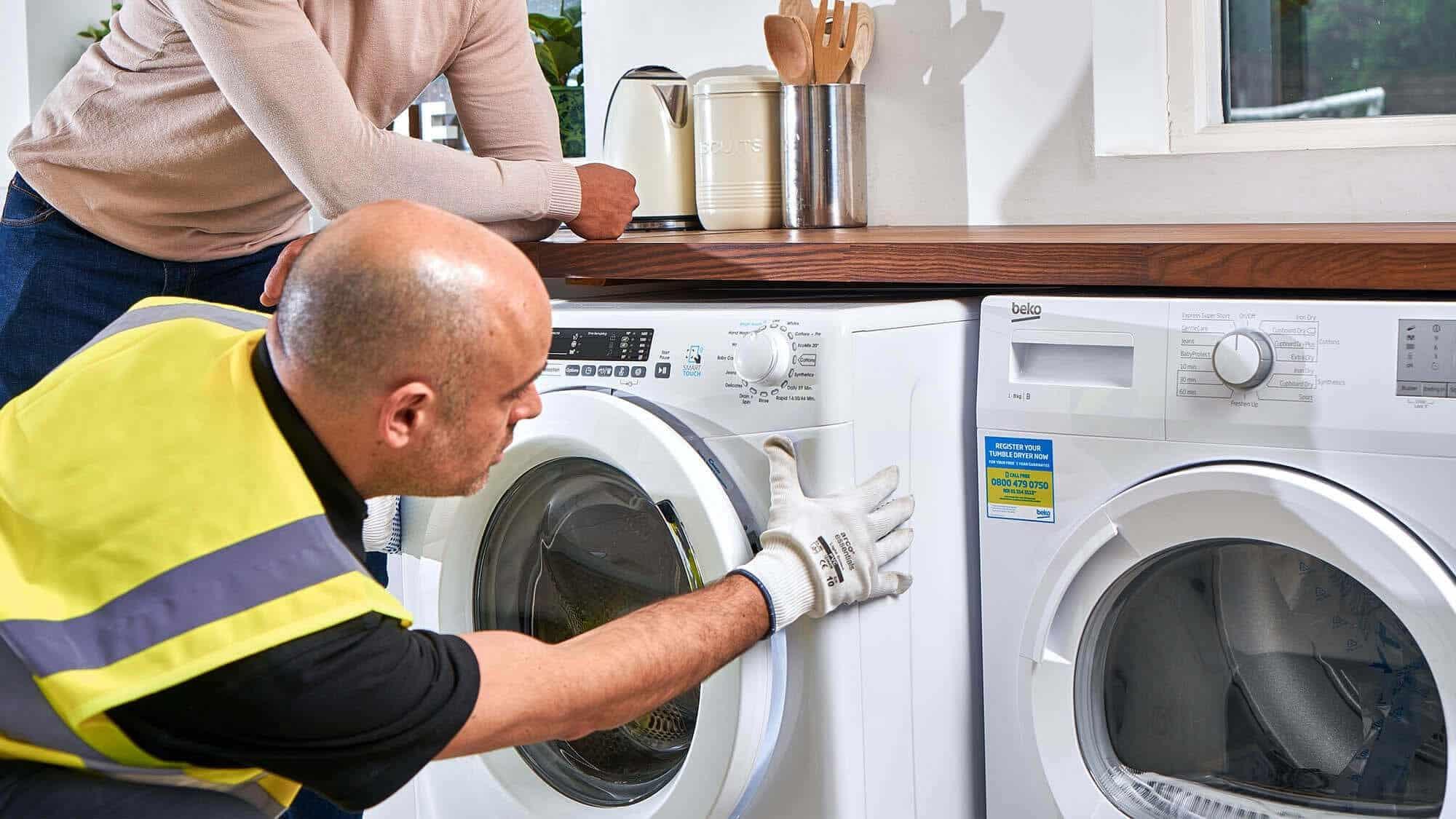 Limosa sửa chữa máy giặt National tại nhà