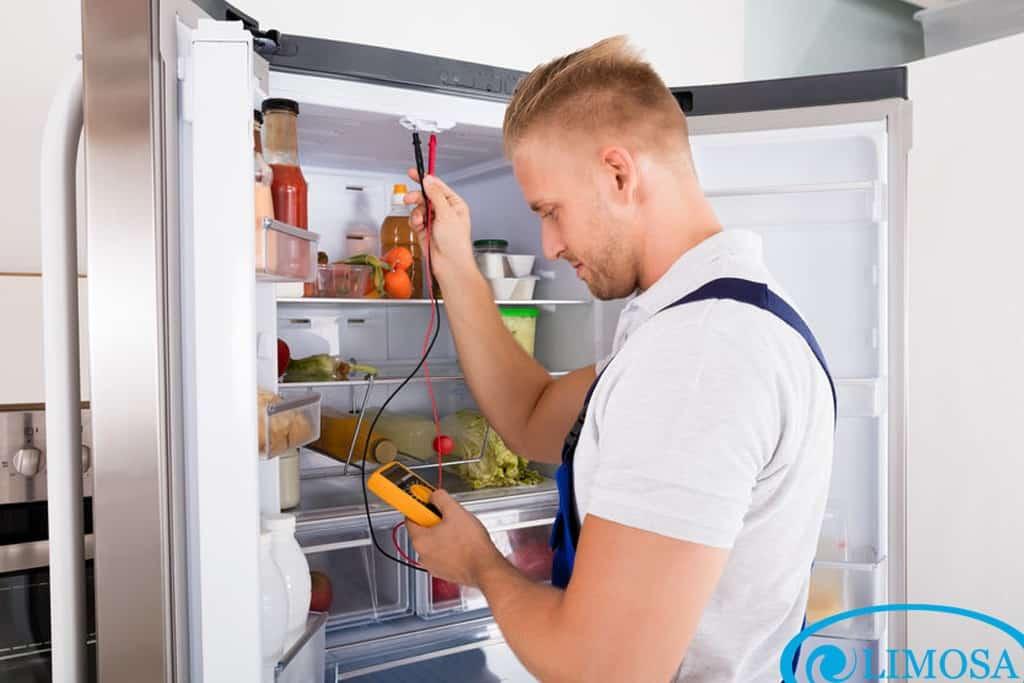 vệ sinh tủ lạnh quận 2 sạch sẽ